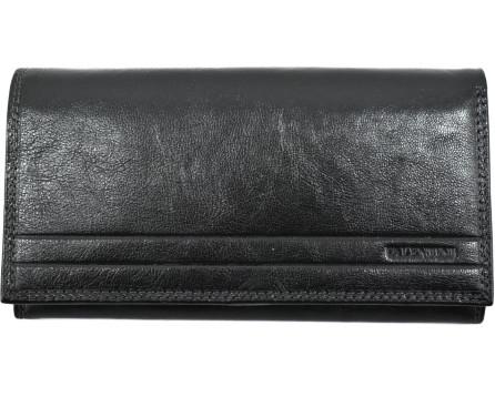 Dámská velká kožená peněženka Valentini Luxury