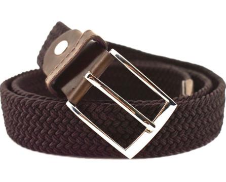 Jednobarevný  elastický opasek Arteddy