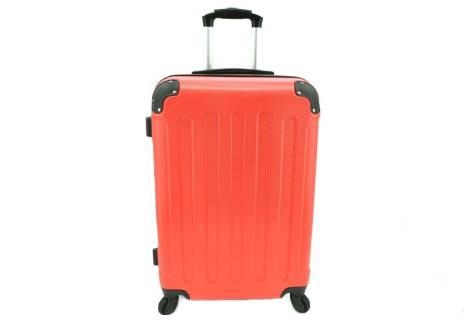 Cestovní  palubní  skořepinový  kufr na čtyřech kolečkách Arteddy (XS) 30l