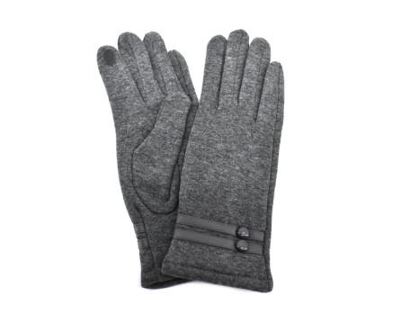 Dámské textílní  zateplené rukavice Arteddy