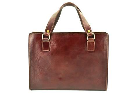 Dámská kožená kabelka/aktovka Arteddy