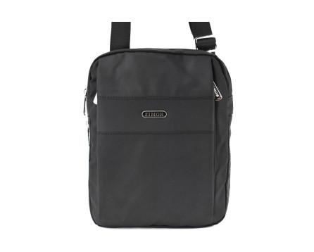 Pánská taška přes rameno  Simon - černá