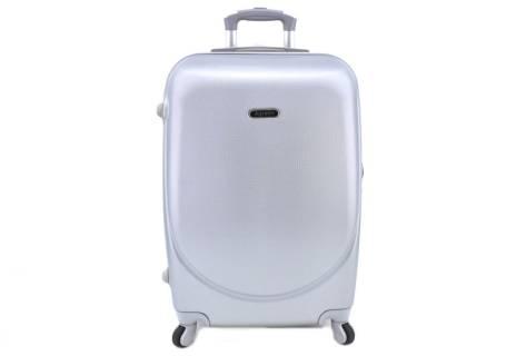 Cestovní  palubní kufr skořepinový na čtyřech kolečkách Agrado - (XS) 30l