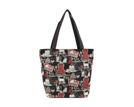 Kabelka/ nákupní taška s potiskem