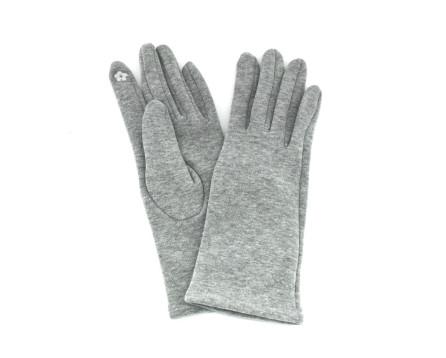 Dámské rukavice Arteddy - světle šedá