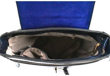 Dámská lakovaná kabelka