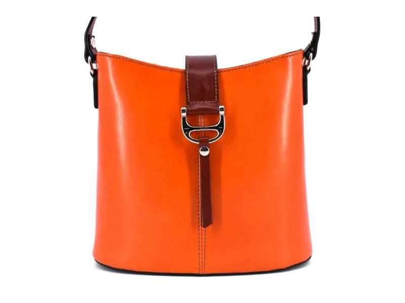 beb6310e0 Dámská kožená kabelka crossbody Arteddy | ARTEDDY EU, s.r.o.