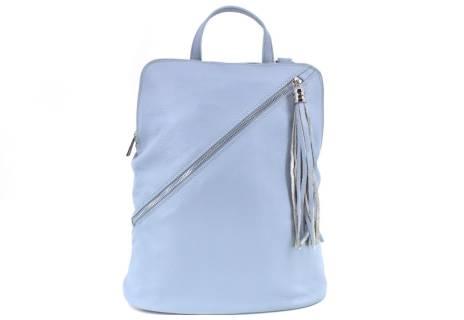 Dámský kožený batoh a kabelka v jednom /Arteddy