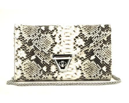 Elegantní  kožená kabelka psaníčko Arteddy