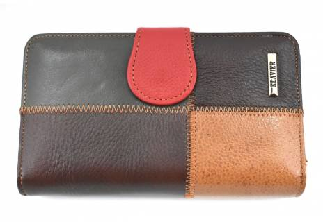 Dámská kožená peněženka Klaver