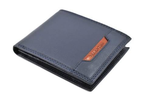 Moderní pánská kožená peněženka Valentini