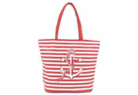 Plážová taška pruhovaná