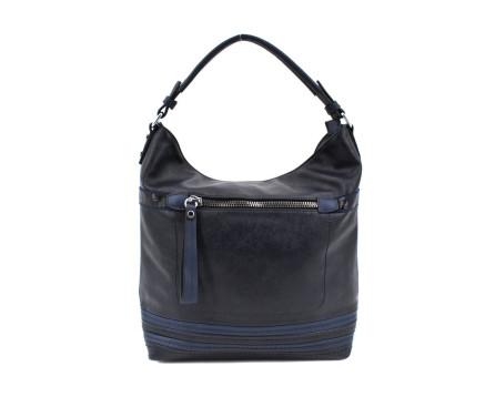 Dámská kabelka - tmavě modrá