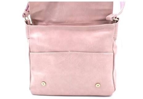 Dámská kabelka s klopnou