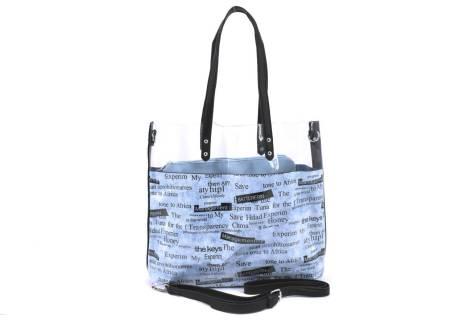 Dámská kabelka - modrá