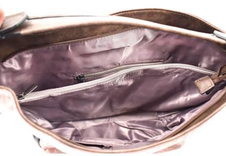 Dámská kabelka hnědá