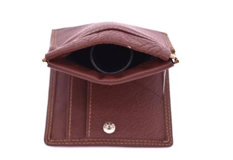 Pánská kožená peněženka Fabio Massari