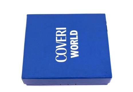 Pánská kožená dolarovka Coveri World