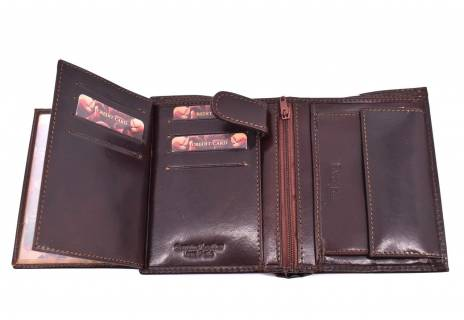 Pánská kožená peněženka Every