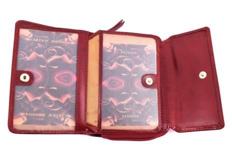 Dámská kožená peněženka Every