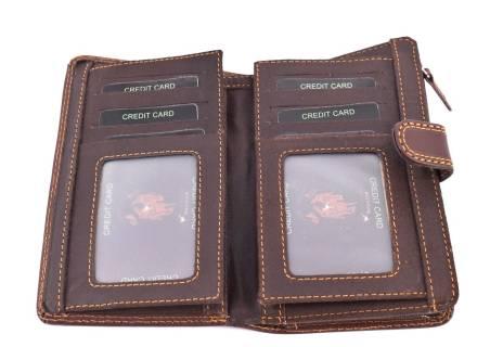 Dámská kožená peněženka Harvey Miller