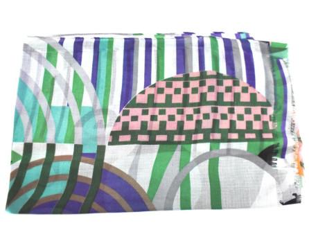 Dámský šátek s potiskem