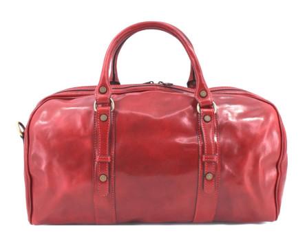 Cestovní kožena taška Arteddy