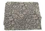 Dámský šátek Made in Italy  s květovaným vzorem