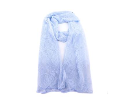 Dámský krajkový šátek