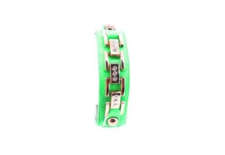 Náramek - zelená