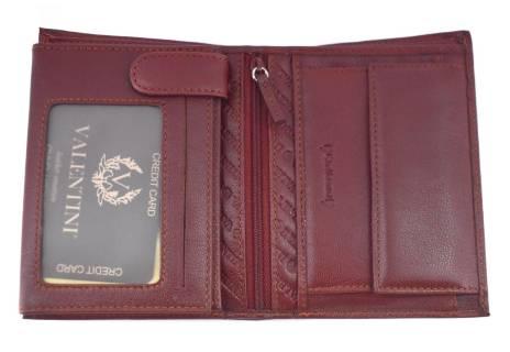 Kožená peněženka Valentini