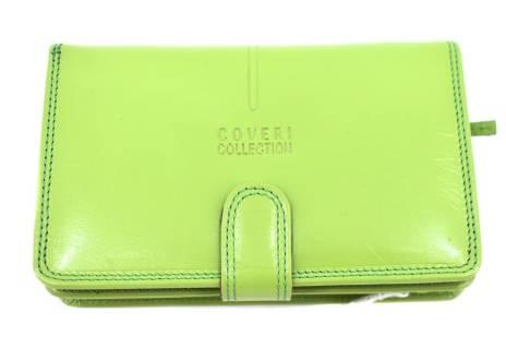 Kožená peněženka Coveri