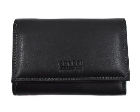 Kožená peněženka Coveri uvnitř multicolor