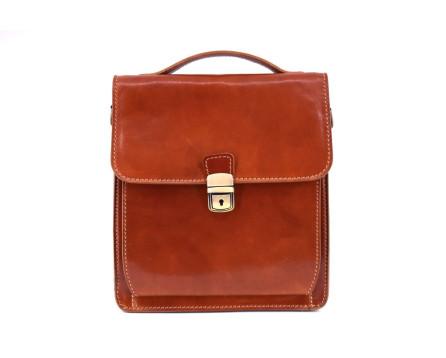 Pánská kožená taška Arteddy