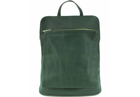 Dámský kožený batoh a kabelka v jednom / Arteddy