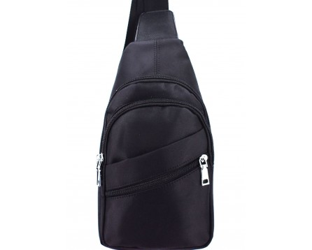 Pánská taška přes rameno - černá