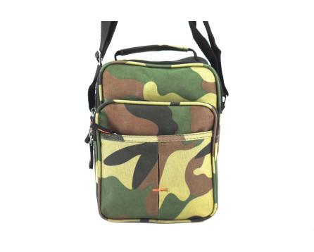 Maskáčová taška přes rameno