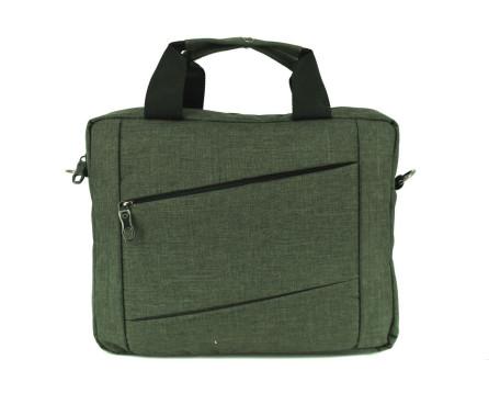 Taška přes rameno - tmavě zelená