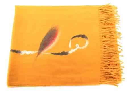 Moderní dámský šál