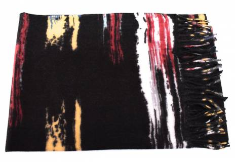 Dámská vzorovaná šála