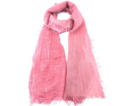 Šátek Made in Italy - růžová