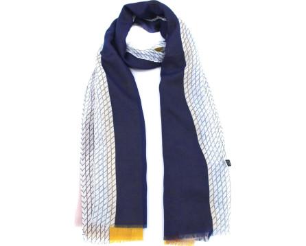 Vzorovaný šátek - barevný