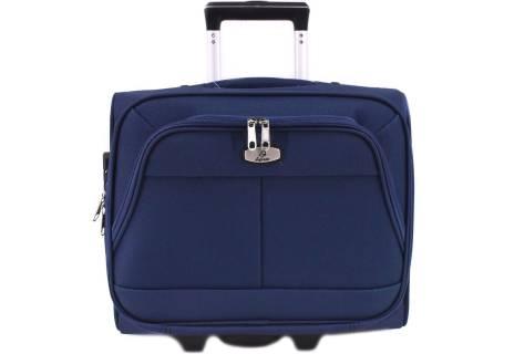 Pilotní textilní kufr