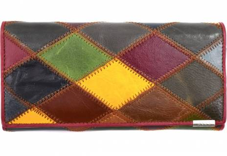 Dámská kožená peněženka Angel