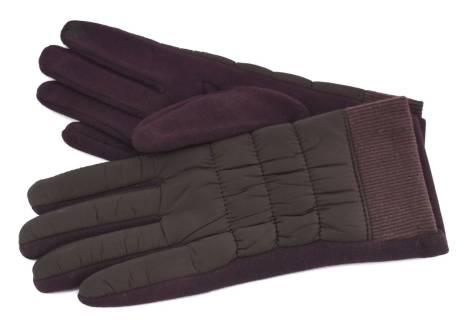 Moderní zimní zateplené rukavice