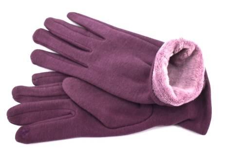 Dámské zateplené rukavice