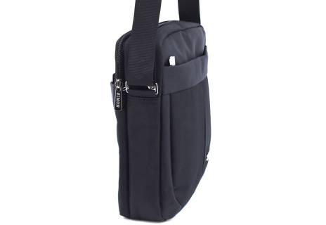 Taška přes rameno Simon - černá