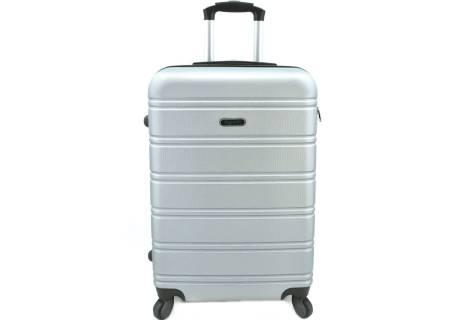 Cestovní kufr skořepinový na čtyřech kolečkách Agrado  - (L) 90l