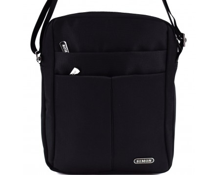 Pánská taška Simon - černá