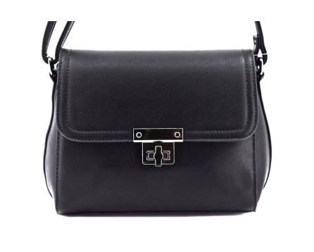 Dámská / dávčí kabelka crossbody - černá